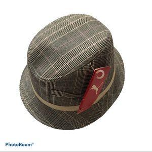 Puma fedora hat
